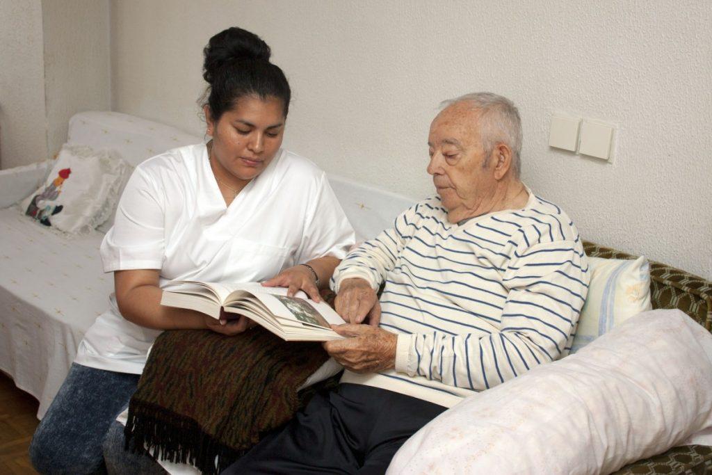 Statistique sur la dépendance des personnes âgées à domicile