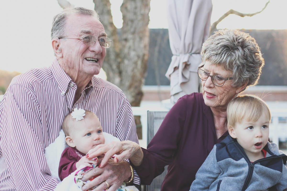 Statistiques sur les personnes âgées : population des seniors en France